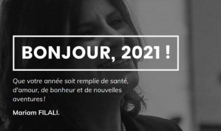 BONJOUR 2021!